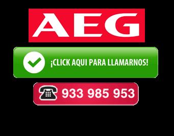 reparacion campanas extractoras AEG