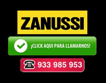 servicio tecnico zanussi barcelona