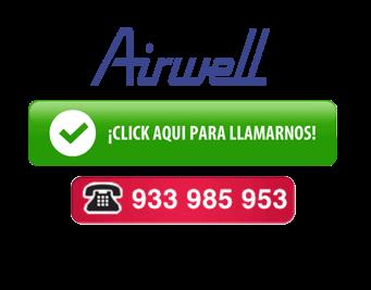 reparación Airwell