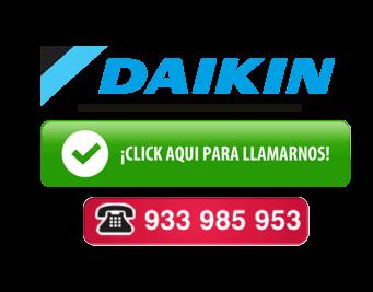 reparación Daikin